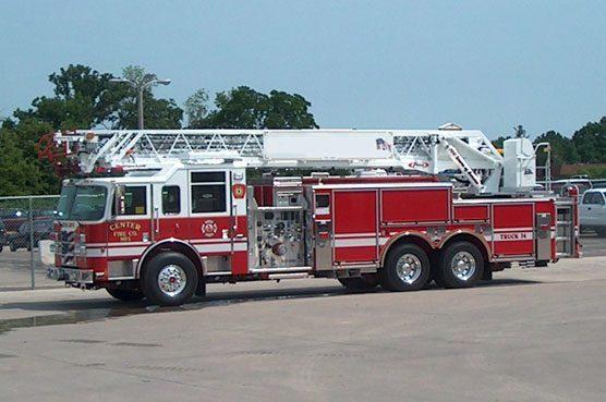 Fire Trucks & Emergency Vehicles