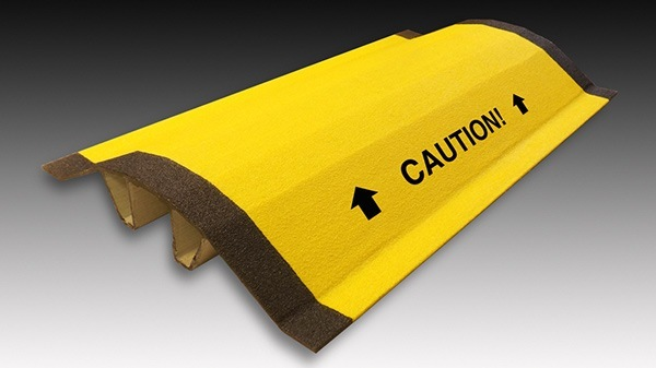 Anti Slip Pipe Cable Covers Stop