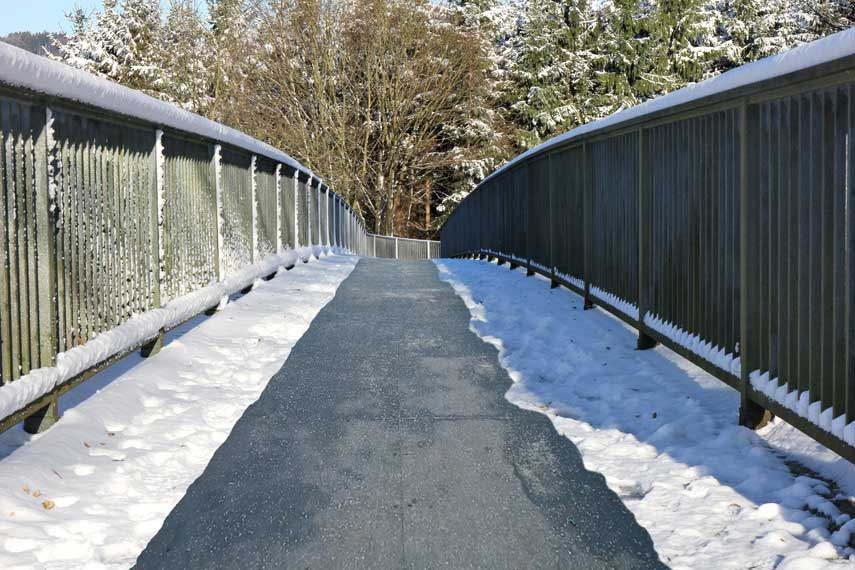 Heat Traction™ Walkway Covers