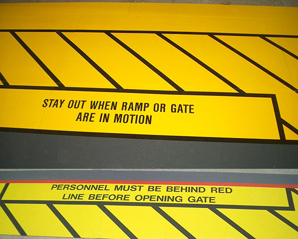 Safety Messaging