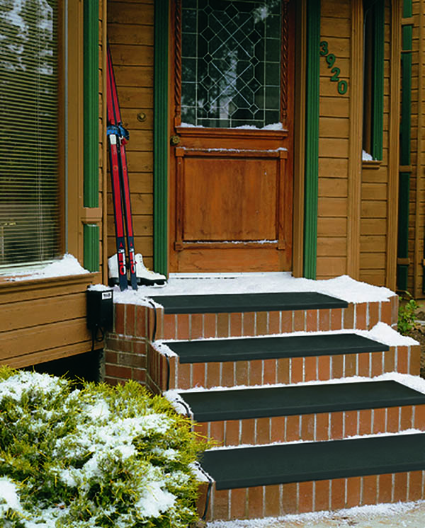 HeatTraction™ Step Covers