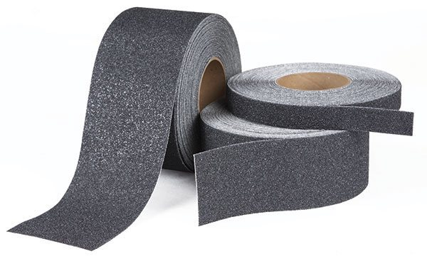 Image of Safeguard Safety Track 3200 Industrial Duty anti-slip tape. Call to order