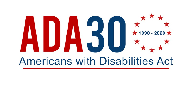 30th anniversary of Americans with Disabilities Act